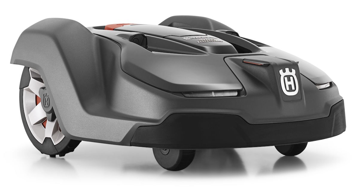 husqvarna automower 450 x rasenm her akku roboter gps. Black Bedroom Furniture Sets. Home Design Ideas
